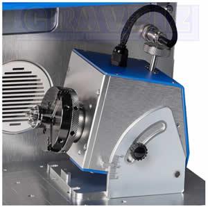Поворотное устройство к лазерному граверу Ingraser
