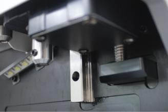 станок для изготовления ключей Miracle A9 шарико-винтовая пара