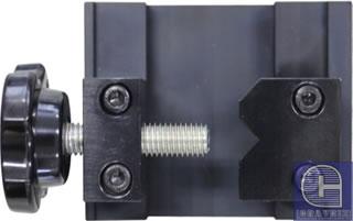 Тиски к станку MIRACLE A9 Premium для изготовления круглых тубулярных ключей